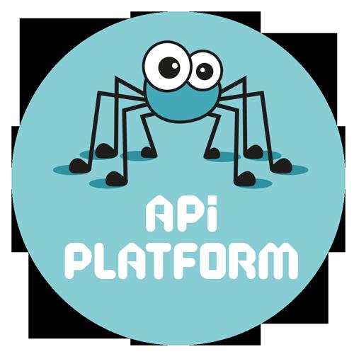 Le logo d'API Plateform